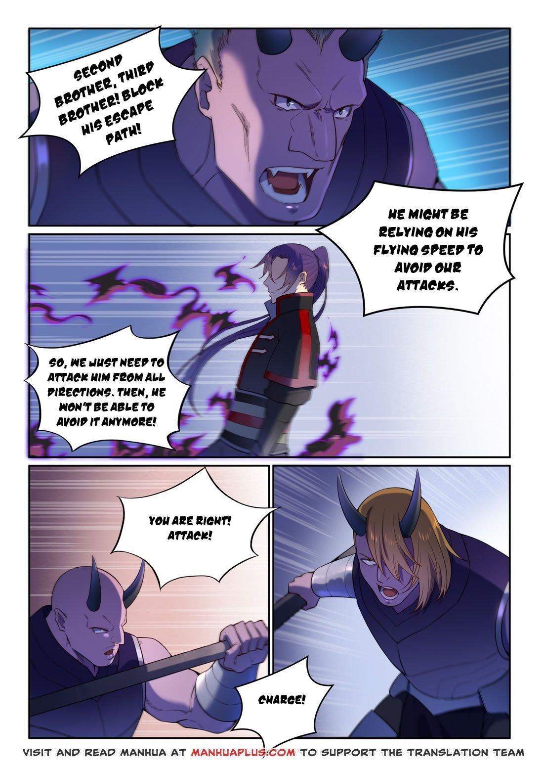 Manga Apotheosis - Chapter 582 Page 14