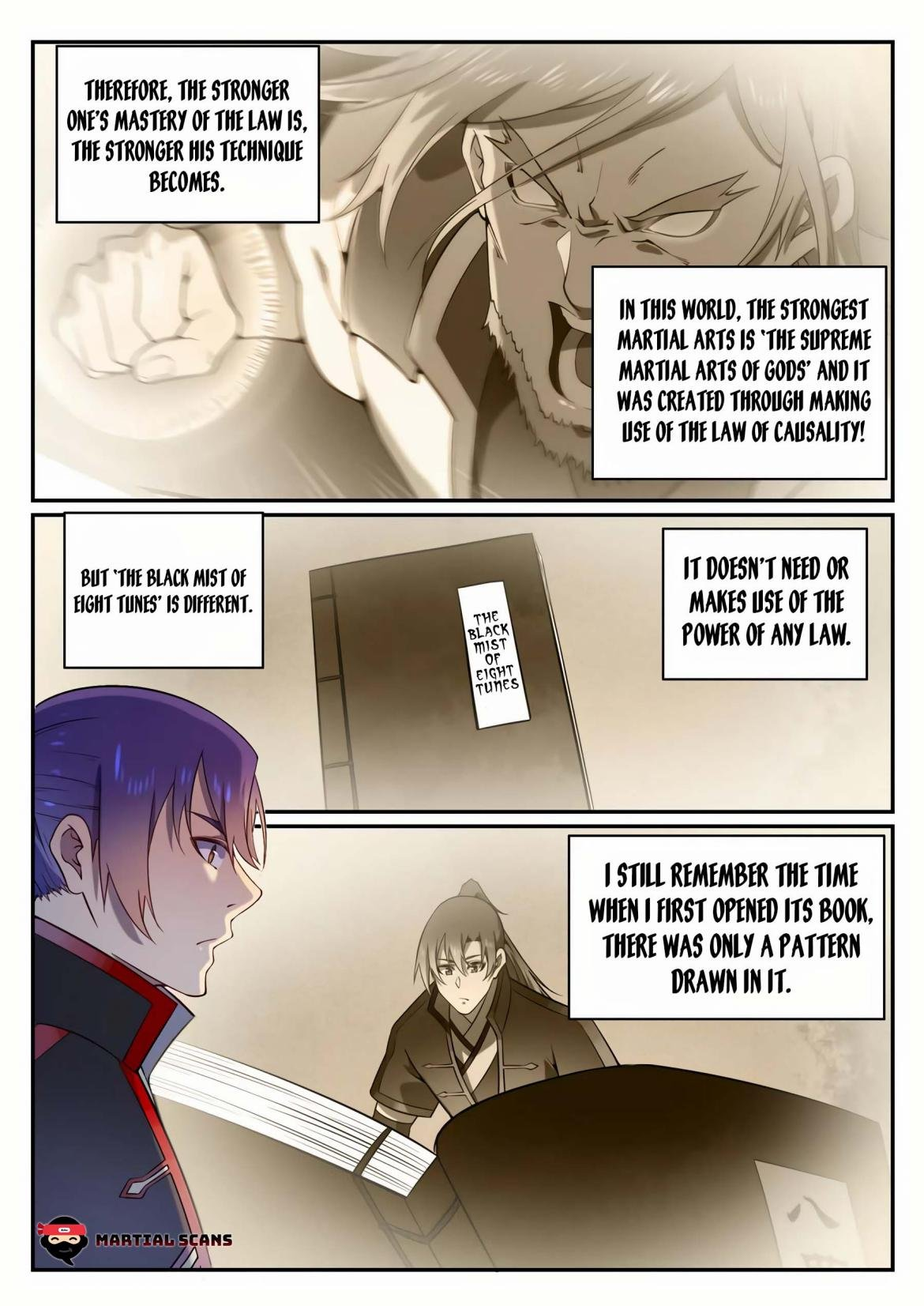 Manga Apotheosis - Chapter 583 Page 3