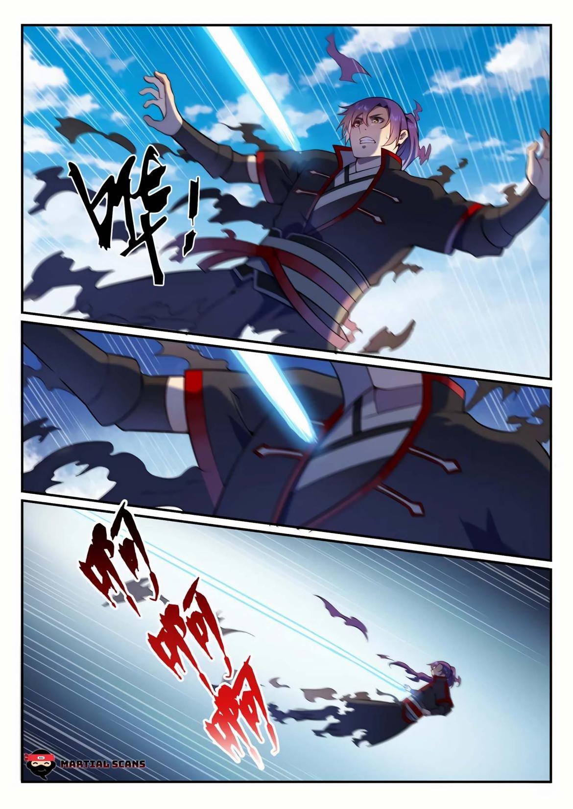 Manga Apotheosis - Chapter 583 Page 8