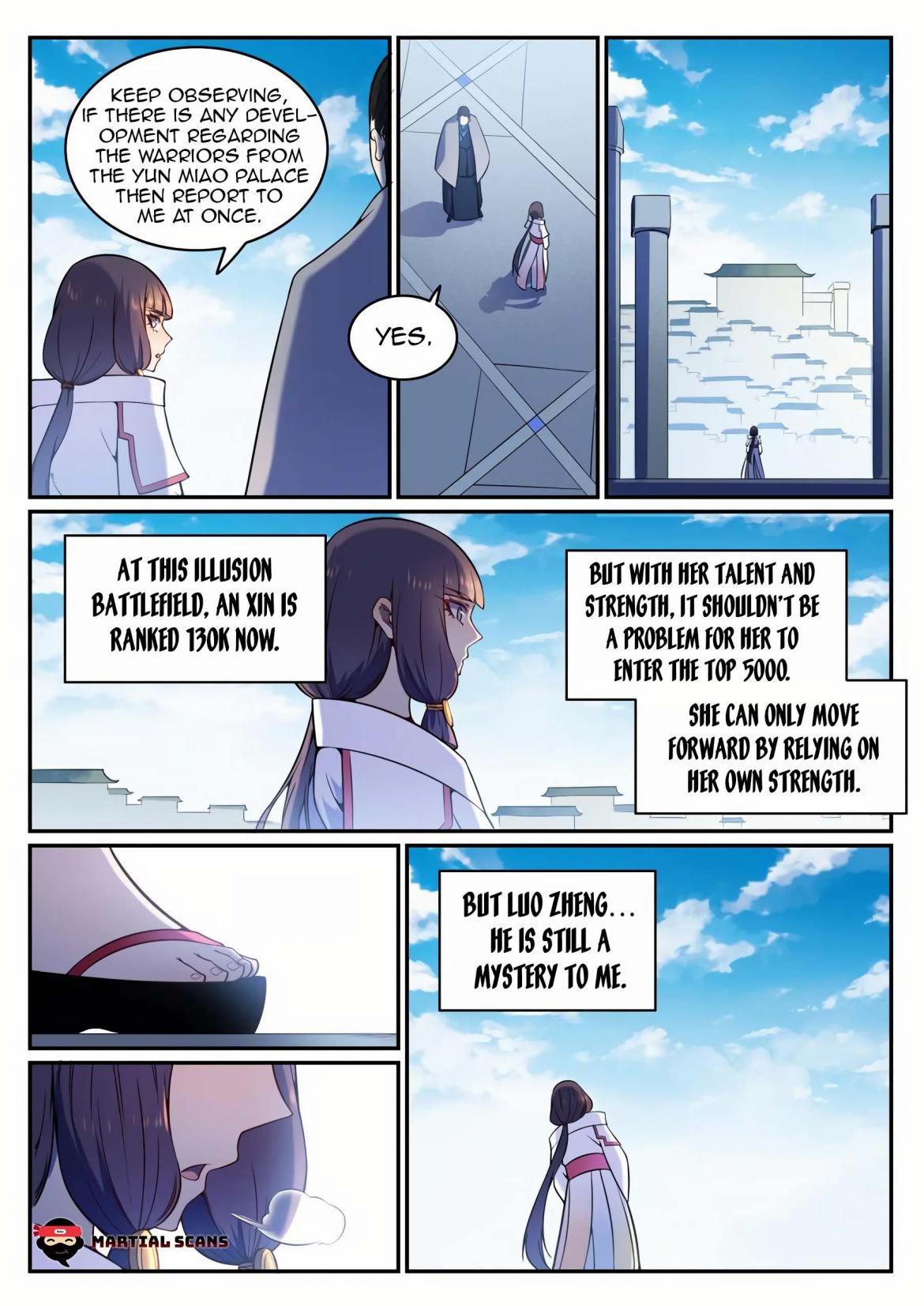 Manga Apotheosis - Chapter 583 Page 12
