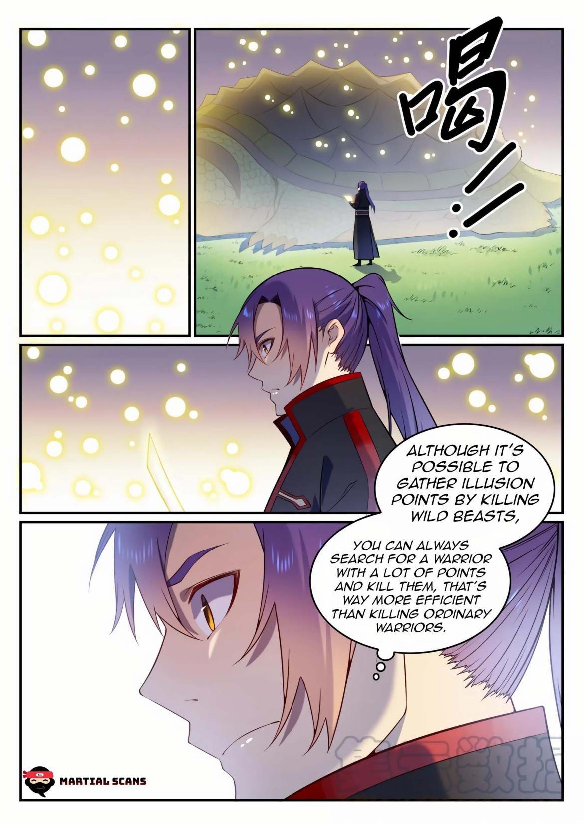 Manga Apotheosis - Chapter 583 Page 13