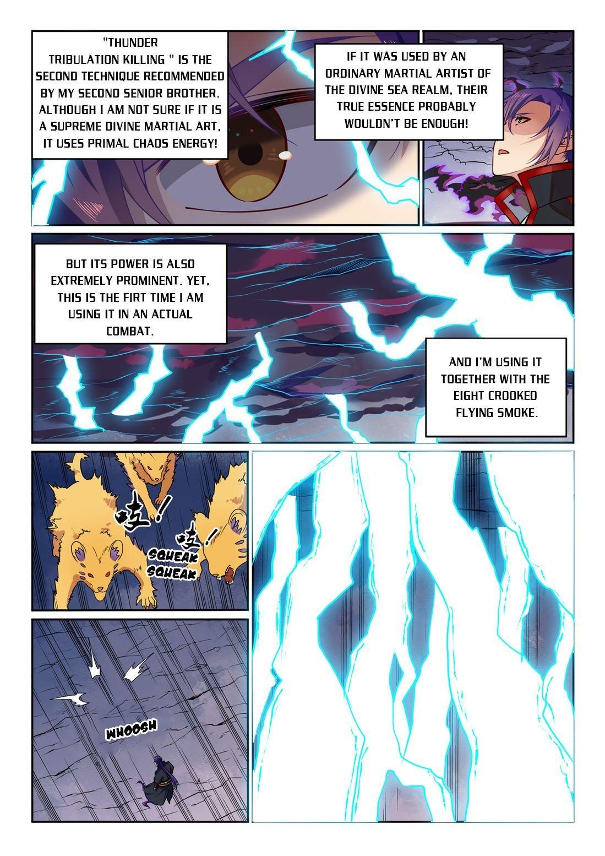 Manga Apotheosis - Chapter 584 Page 10