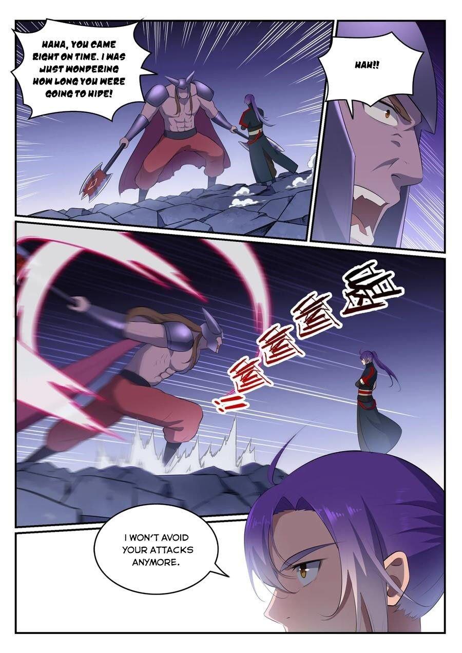 Manga Apotheosis - Chapter 585 Page 9