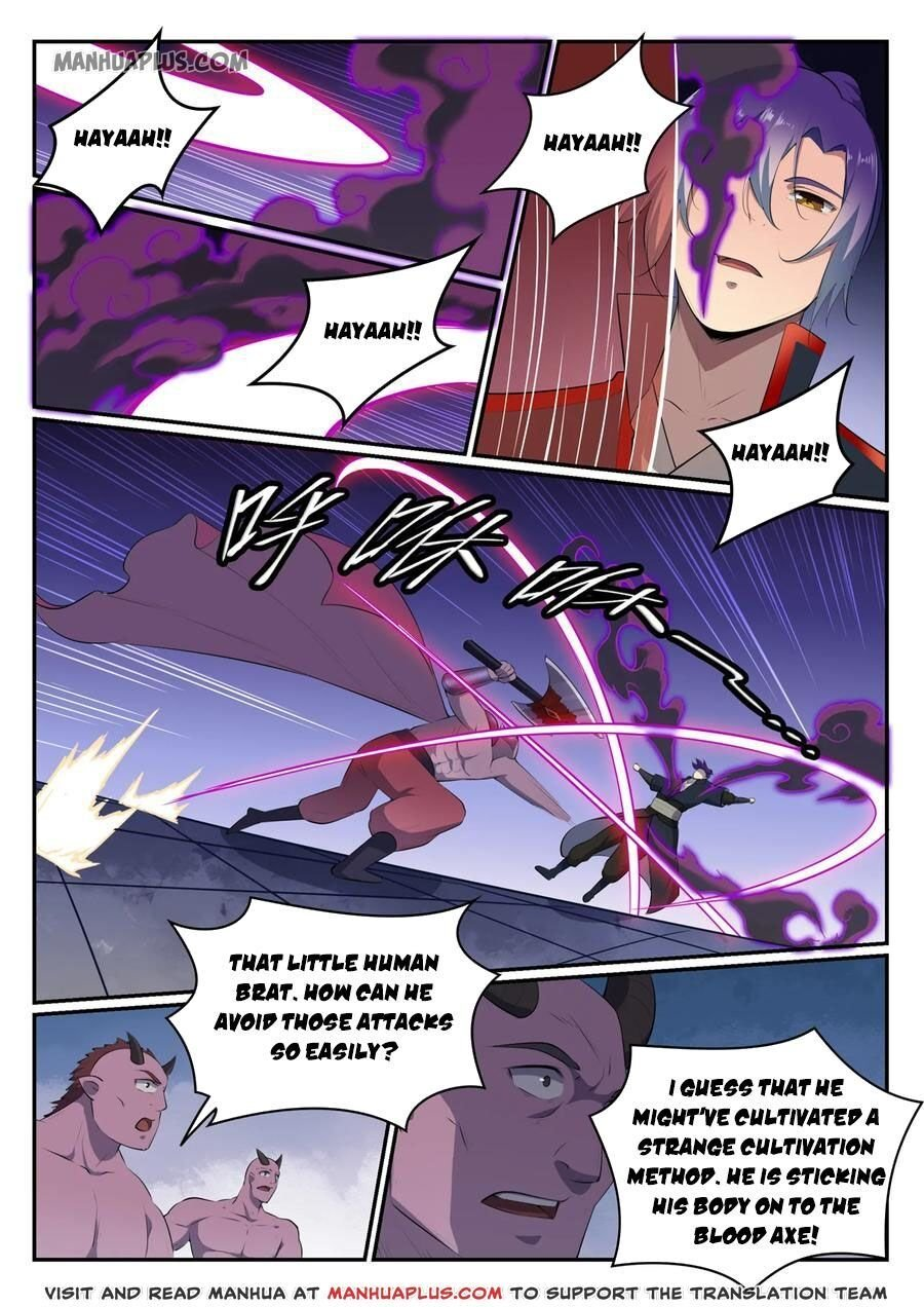 Manga Apotheosis - Chapter 585 Page 6