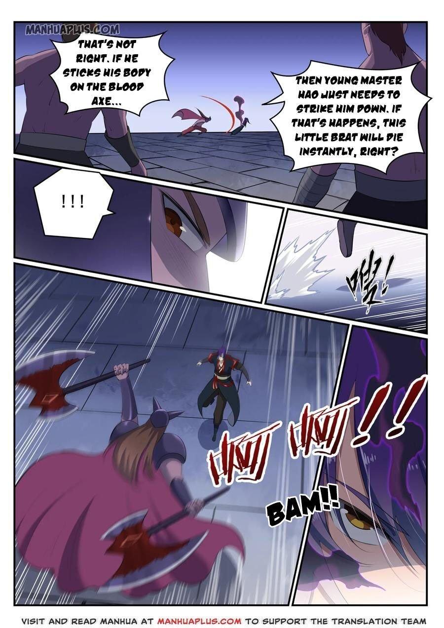 Manga Apotheosis - Chapter 585 Page 7