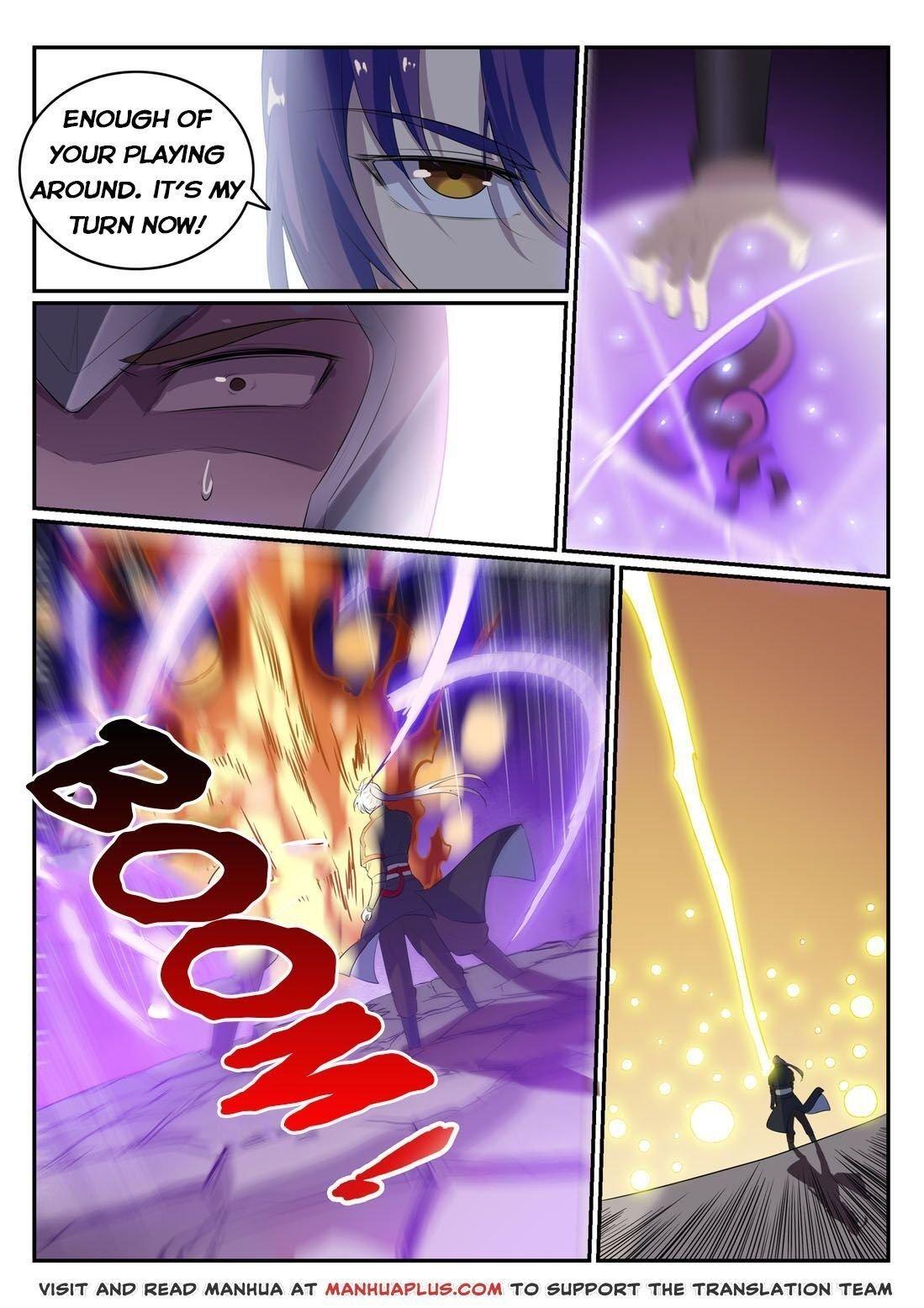 Manga Apotheosis - Chapter 586 Page 1