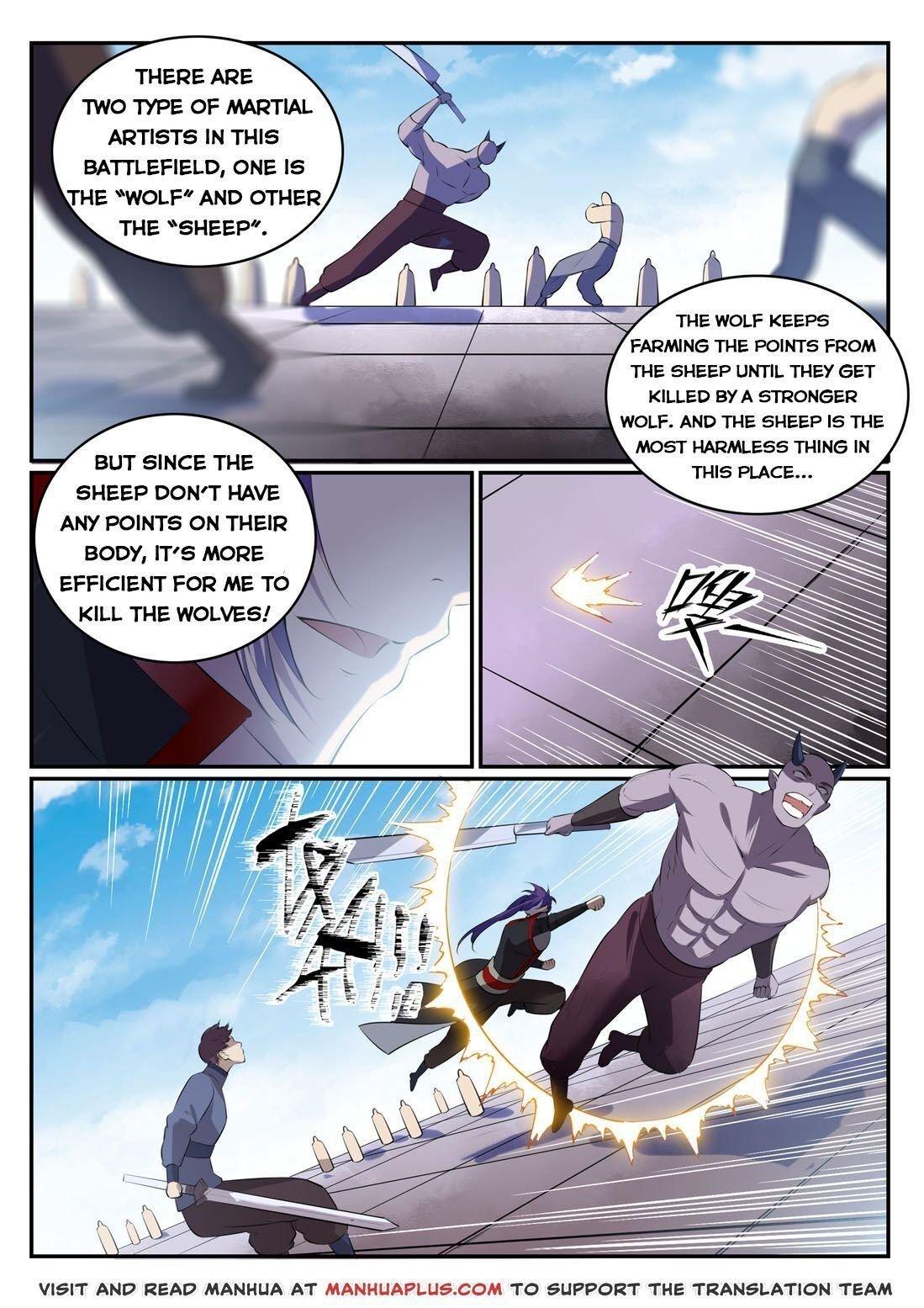 Manga Apotheosis - Chapter 586 Page 4