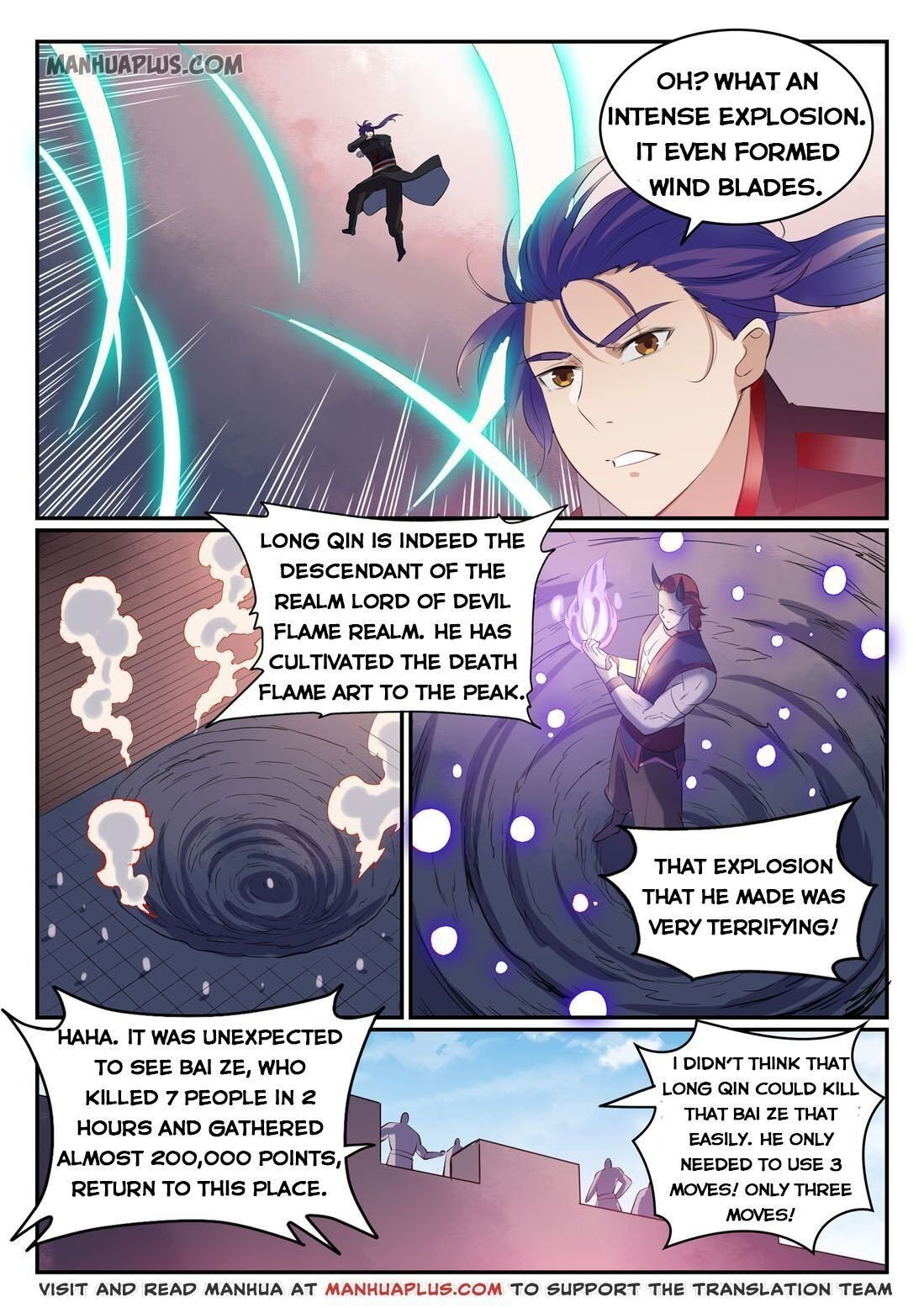 Manga Apotheosis - Chapter 586 Page 9