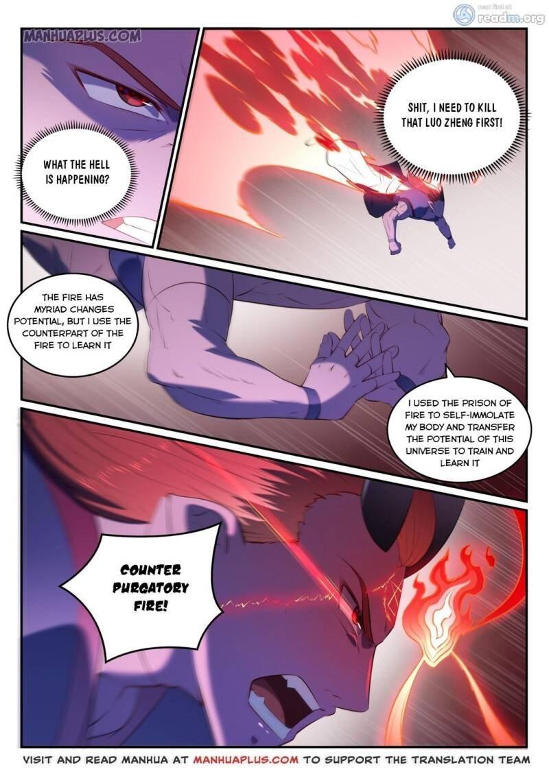 Manga Apotheosis - Chapter 588 Page 3