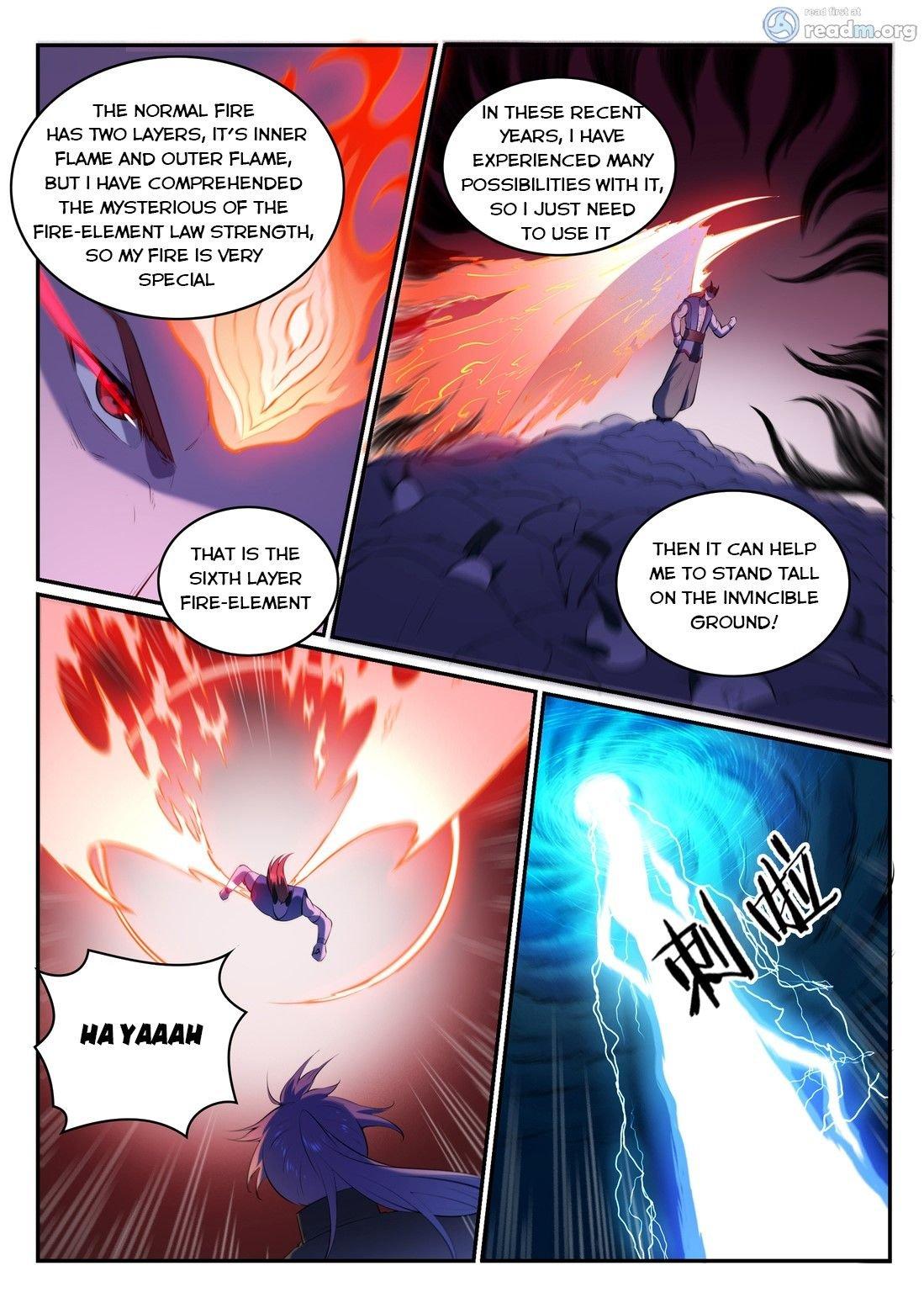 Manga Apotheosis - Chapter 588 Page 4