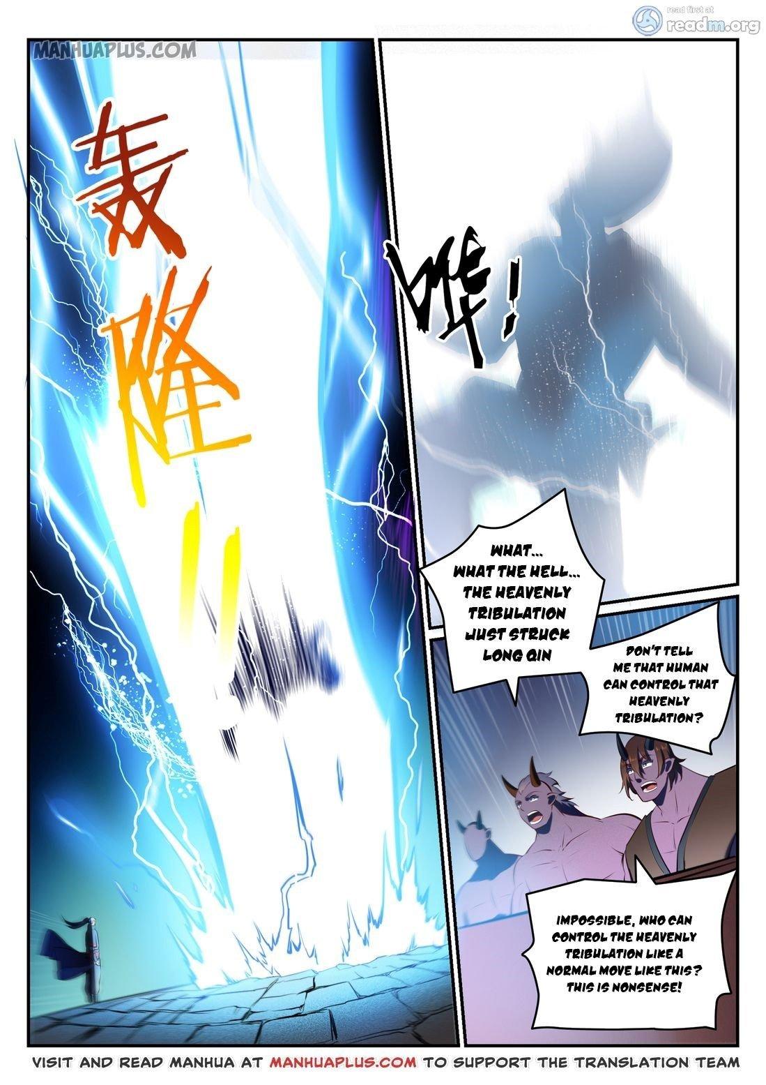Manga Apotheosis - Chapter 588 Page 5