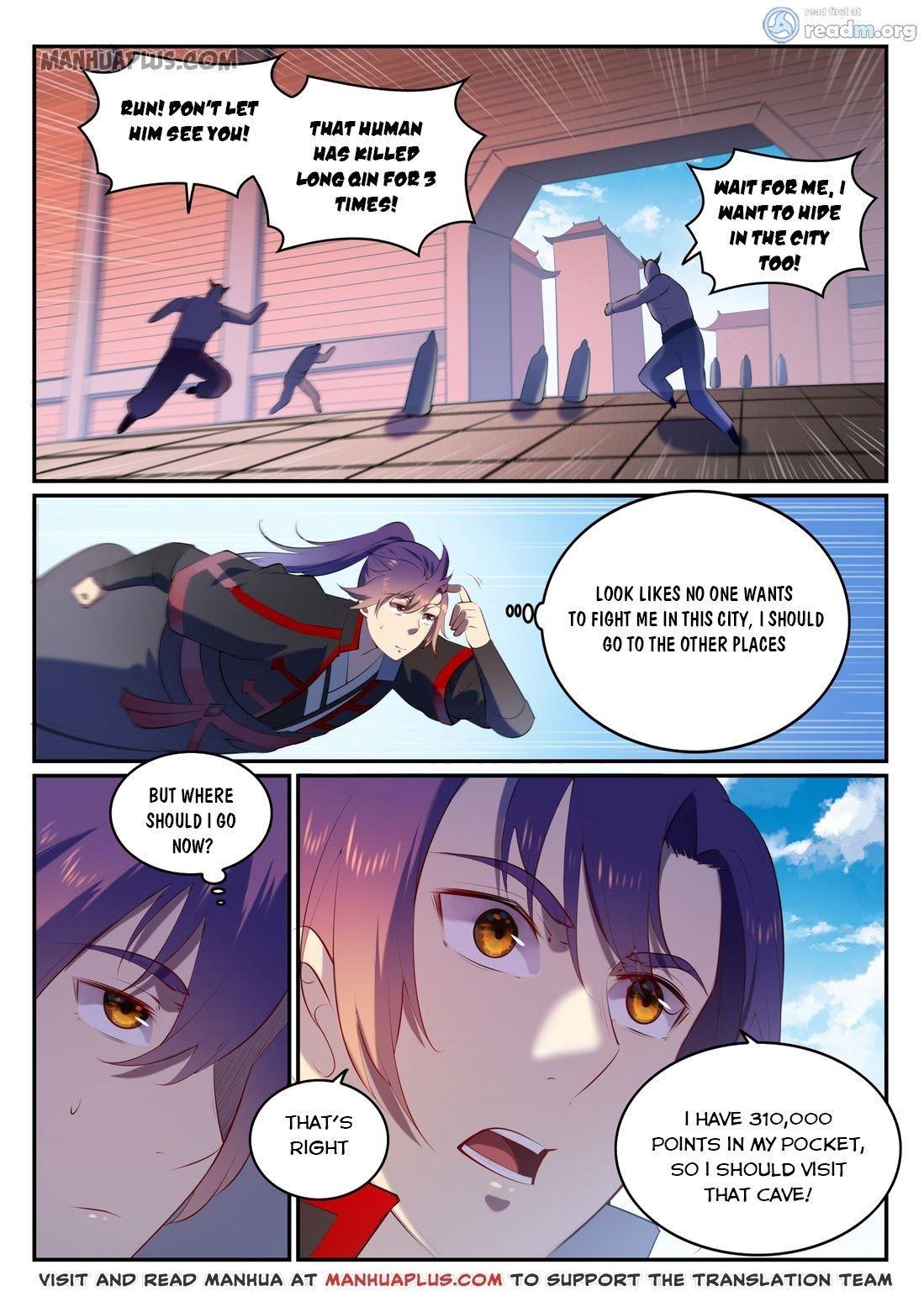 Manga Apotheosis - Chapter 588 Page 15