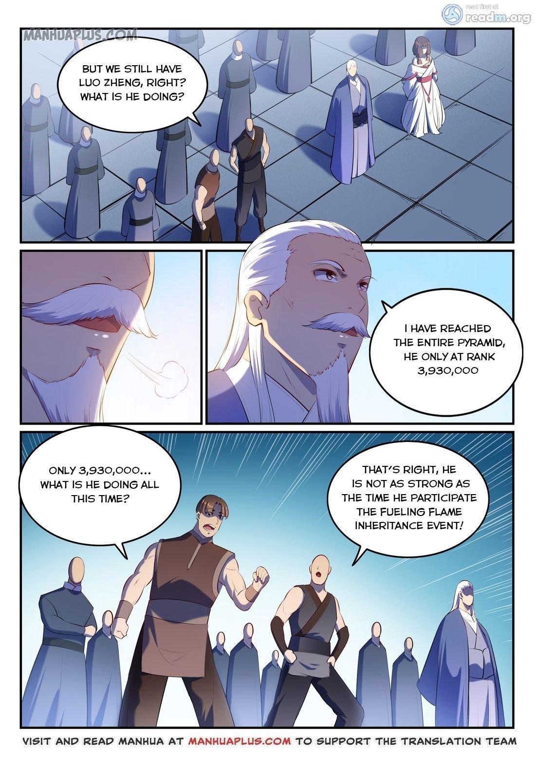 Manga Apotheosis - Chapter 588 Page 13