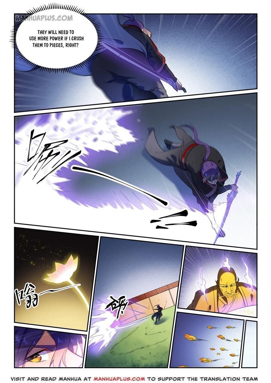 Manga Apotheosis - Chapter 591 Page 13