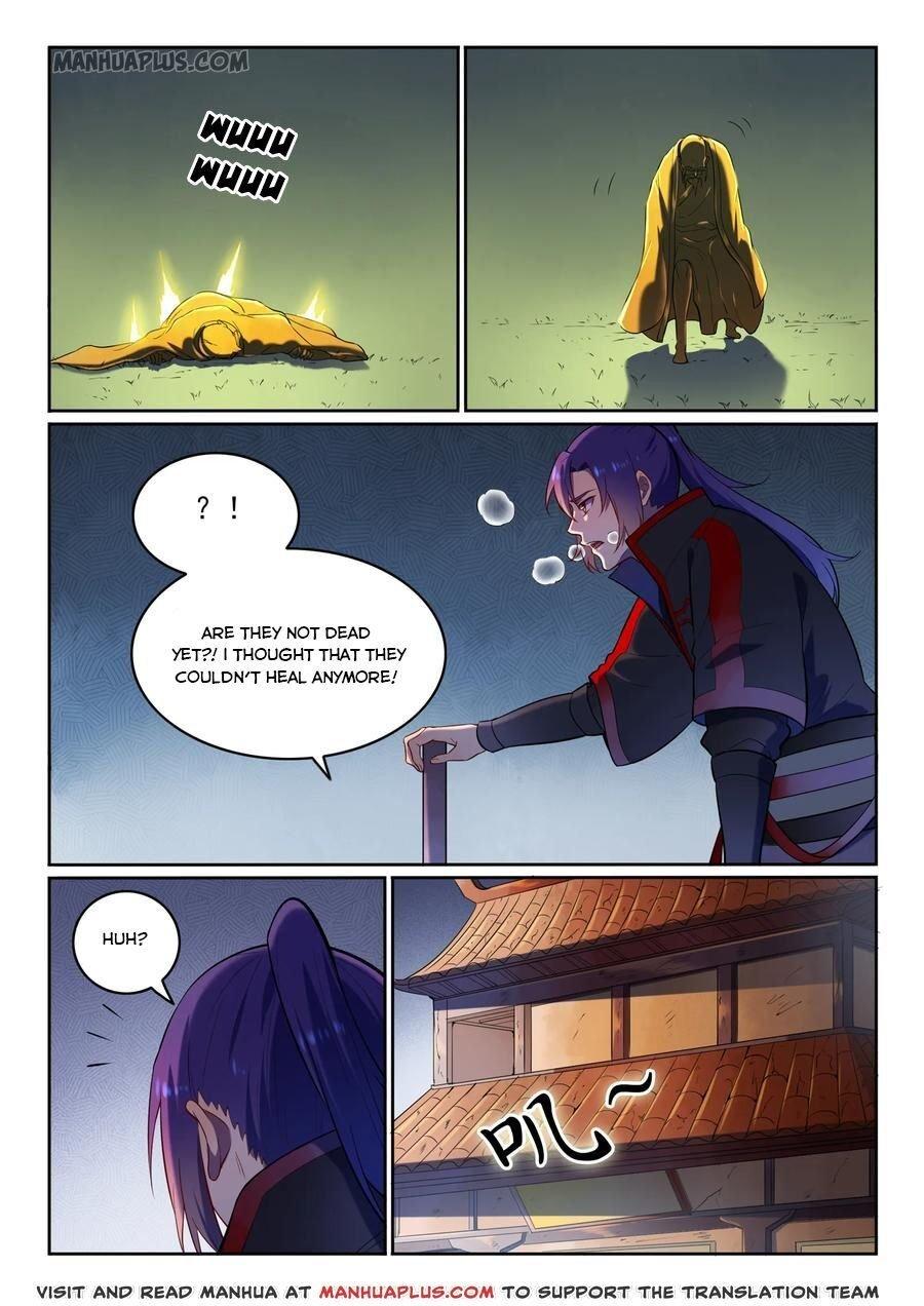 Manga Apotheosis - Chapter 591 Page 14