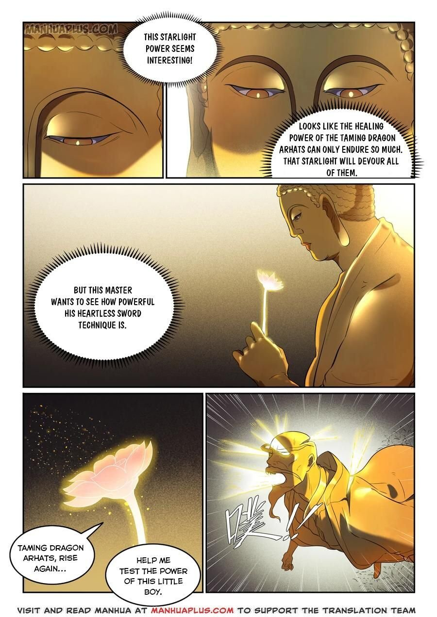 Manga Apotheosis - Chapter 591 Page 6
