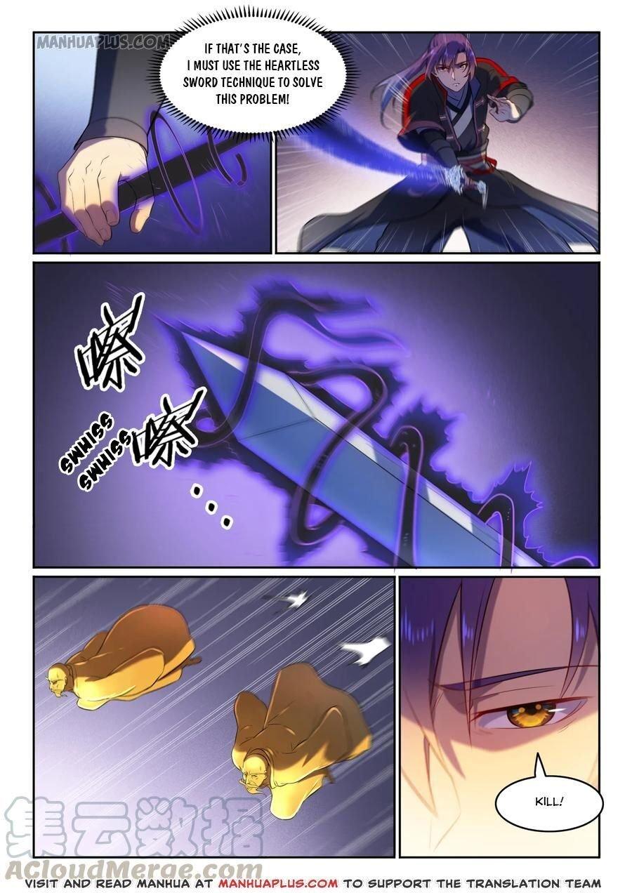 Manga Apotheosis - Chapter 591 Page 8