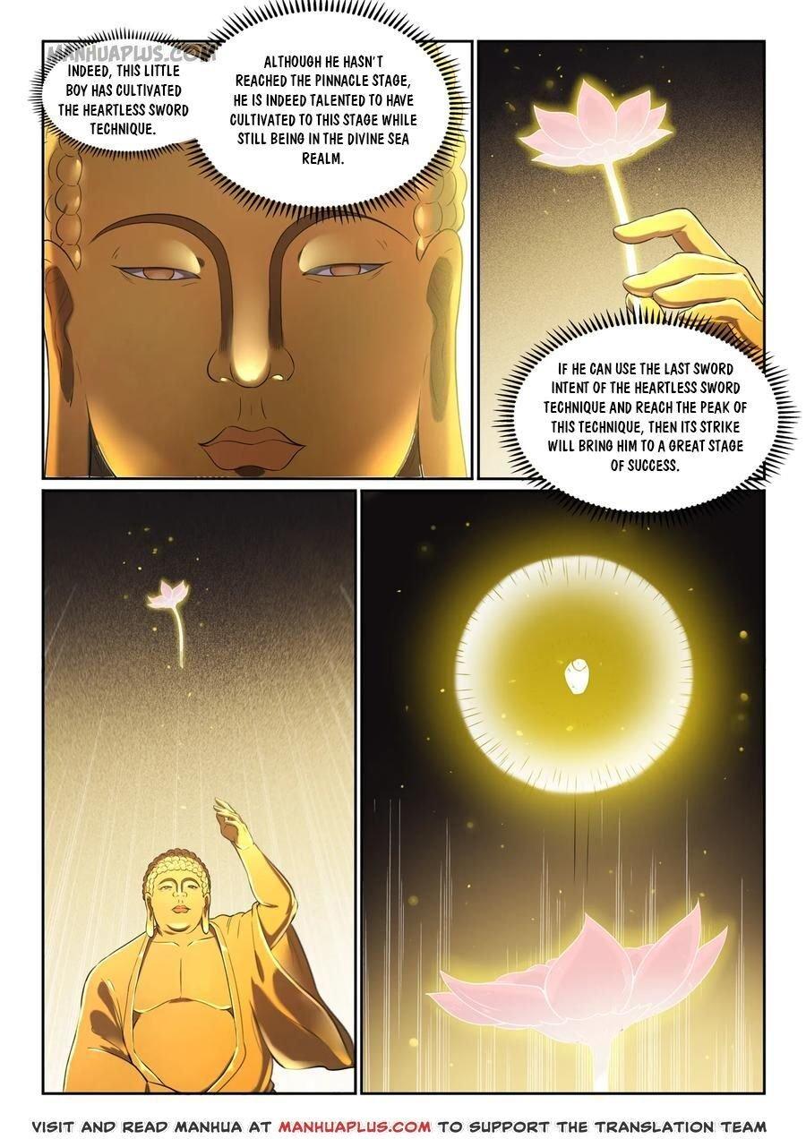 Manga Apotheosis - Chapter 591 Page 9