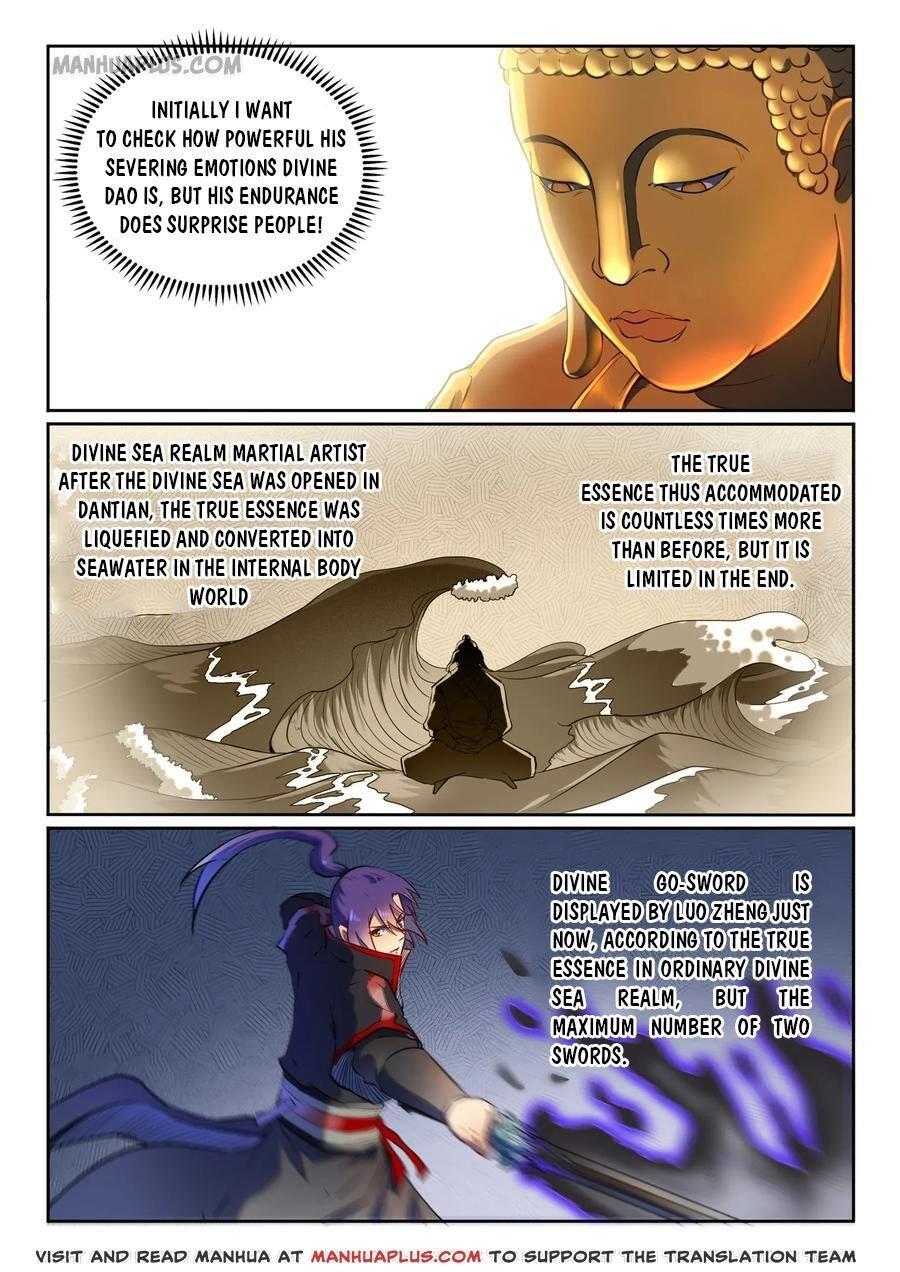 Manga Apotheosis - Chapter 592 Page 1