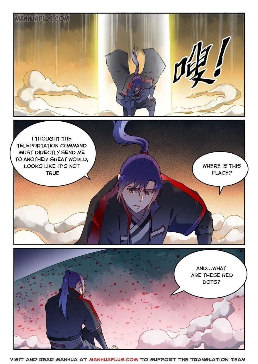 Manga Apotheosis - Chapter 592 Page 14