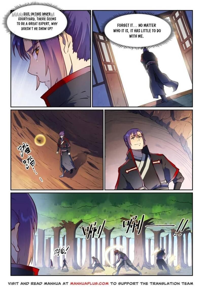 Manga Apotheosis - Chapter 592 Page 8