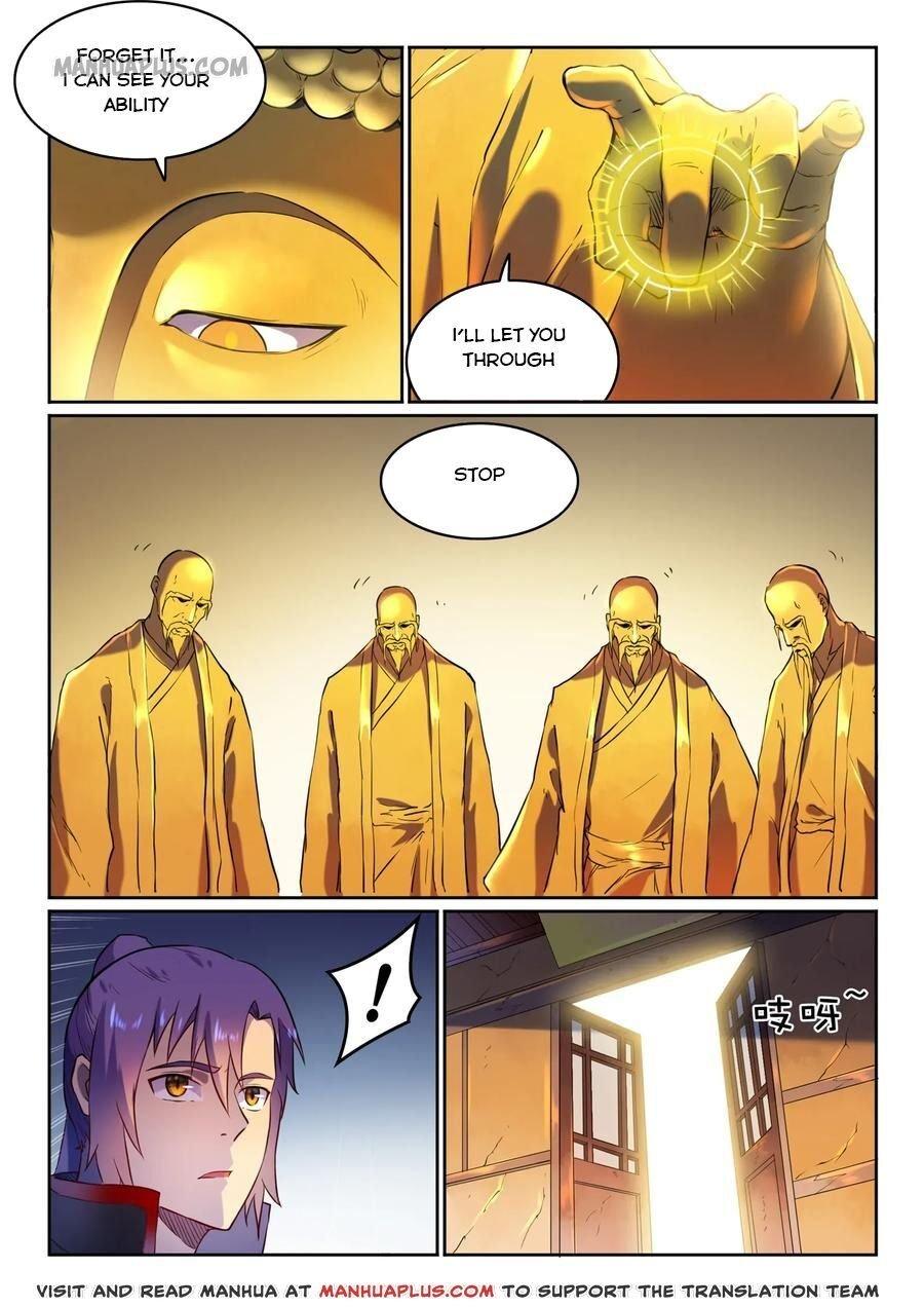 Manga Apotheosis - Chapter 592 Page 5