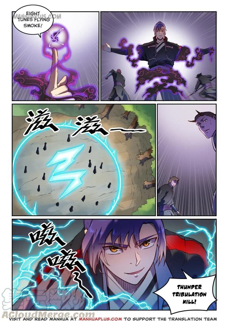 Manga Apotheosis - Chapter 592 Page 11