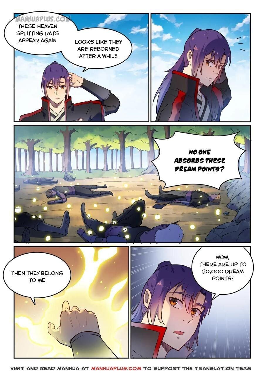 Manga Apotheosis - Chapter 592 Page 9