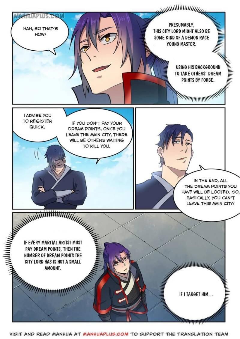 Manga Apotheosis - Chapter 593 Page 10