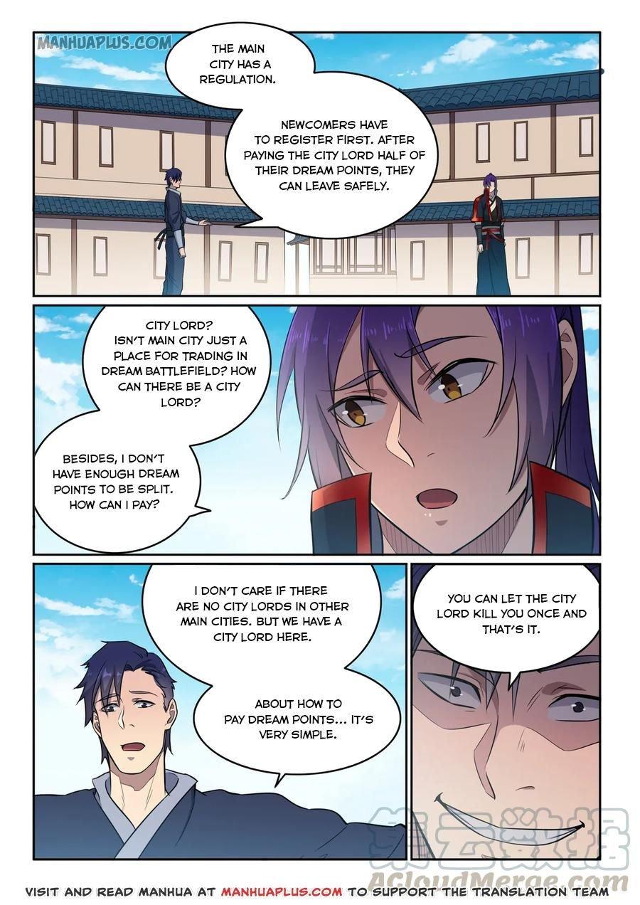 Manga Apotheosis - Chapter 593 Page 9