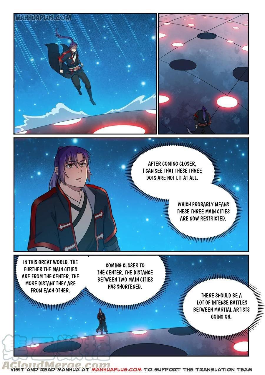 Manga Apotheosis - Chapter 593 Page 5