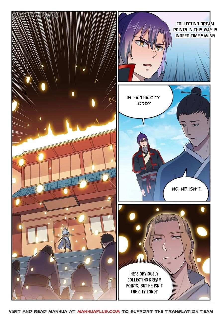 Manga Apotheosis - Chapter 593 Page 16