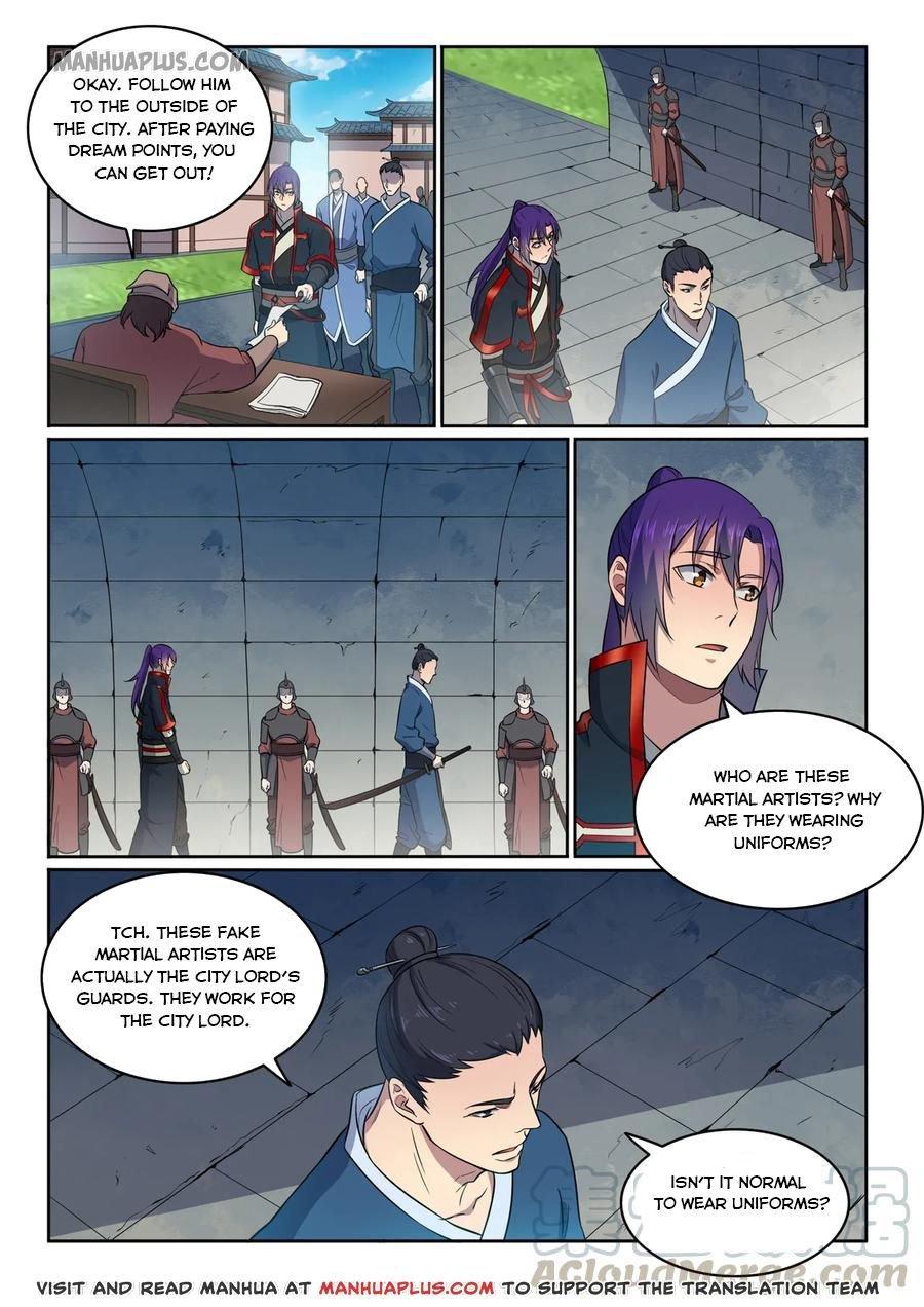 Manga Apotheosis - Chapter 593 Page 13