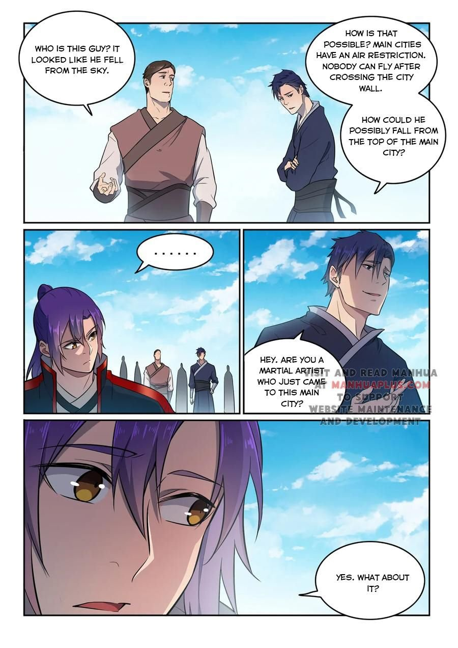 Manga Apotheosis - Chapter 593 Page 8