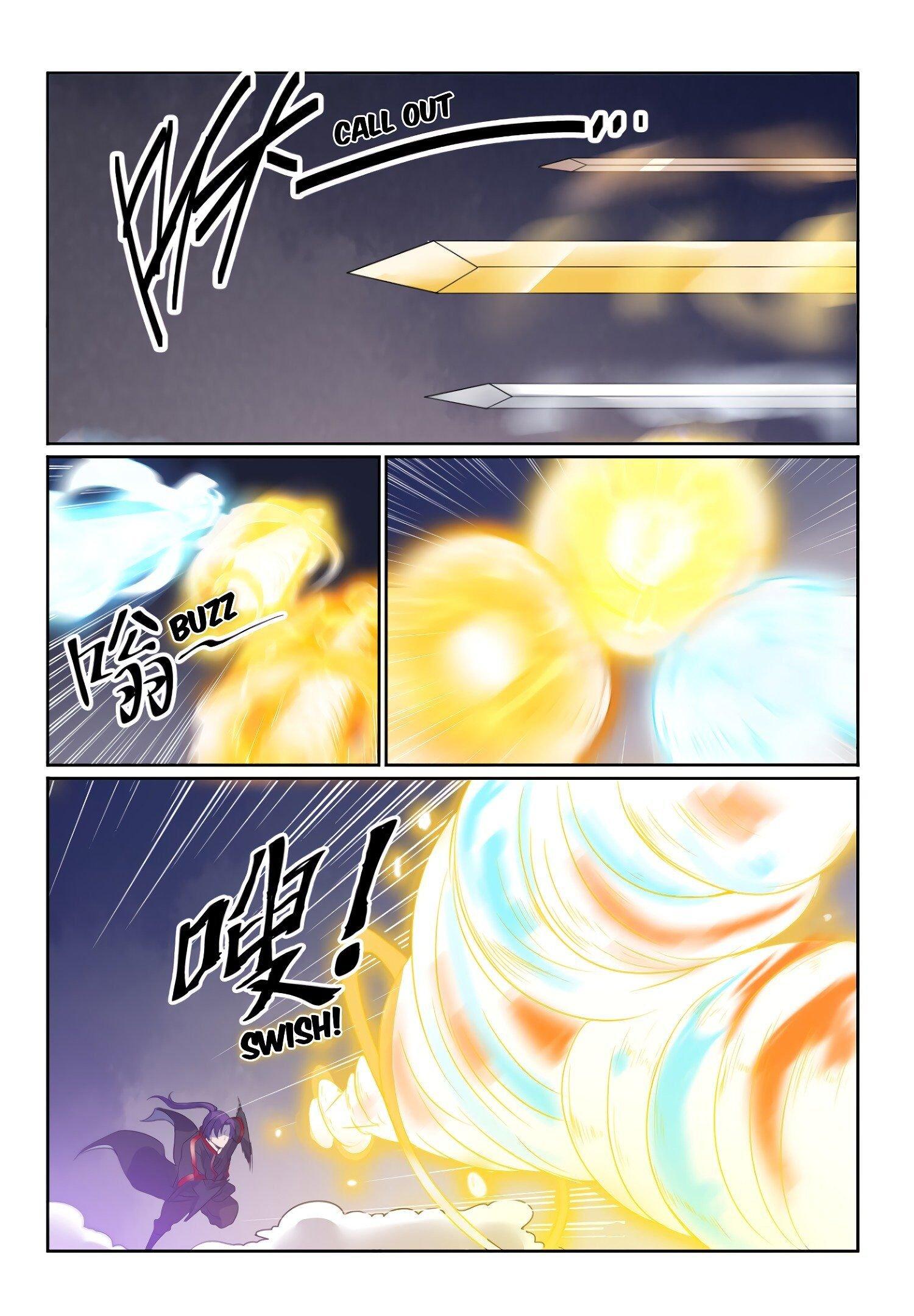 Manga Apotheosis - Chapter 594 Page 12