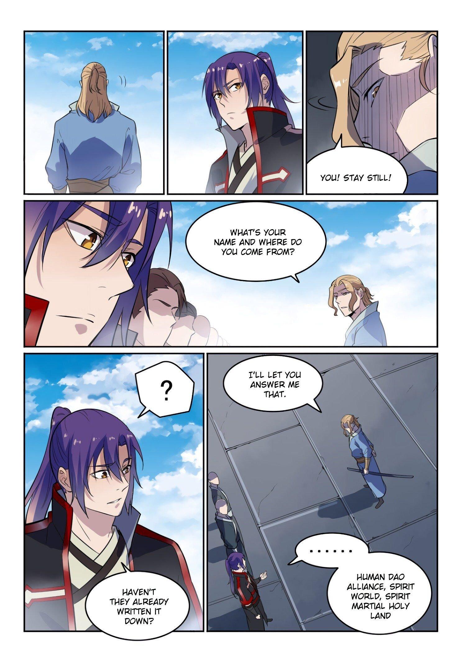Manga Apotheosis - Chapter 594 Page 4