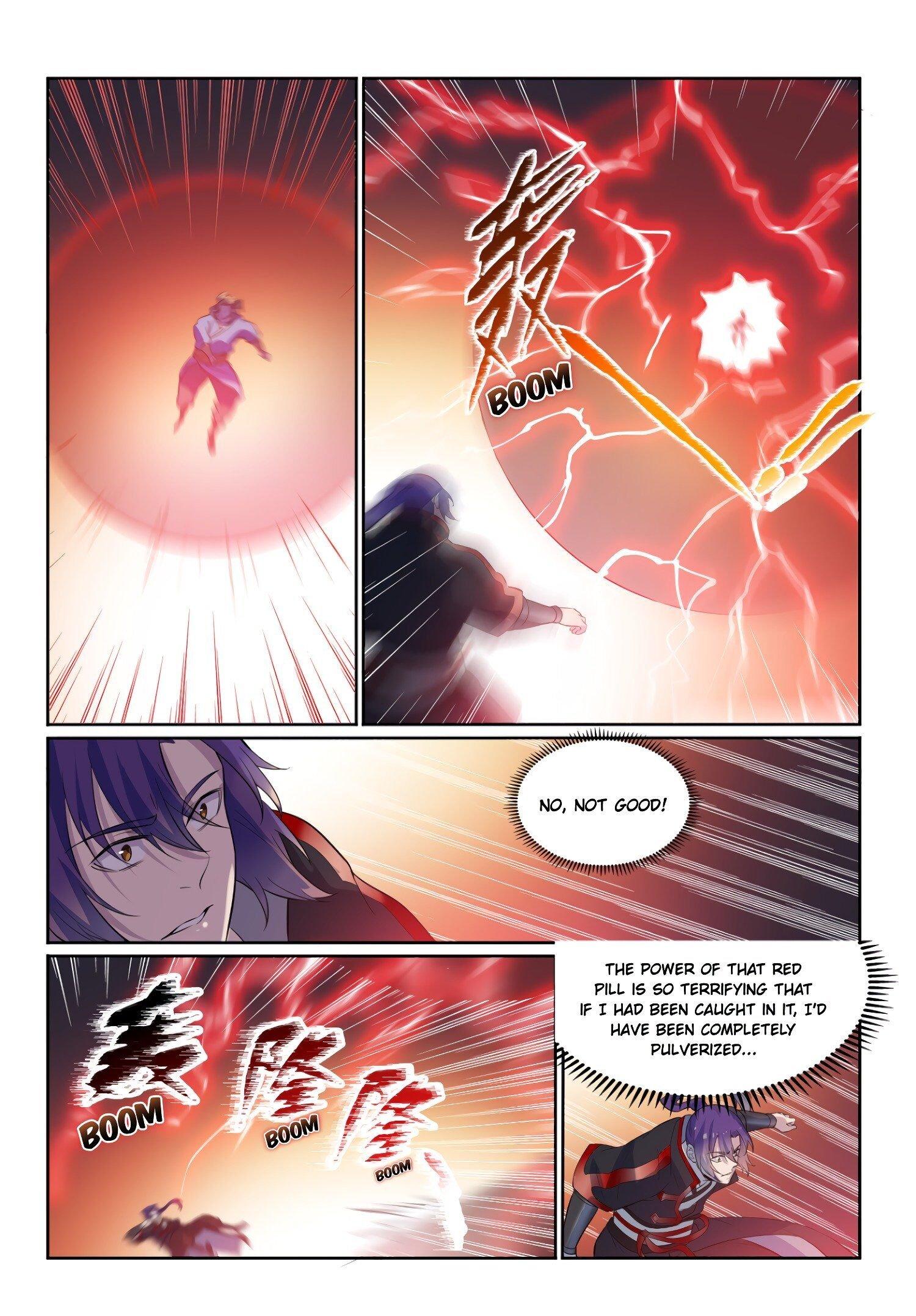 Manga Apotheosis - Chapter 594 Page 15