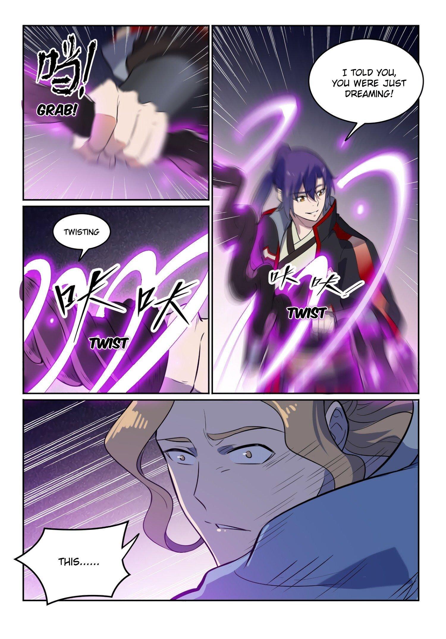 Manga Apotheosis - Chapter 594 Page 9