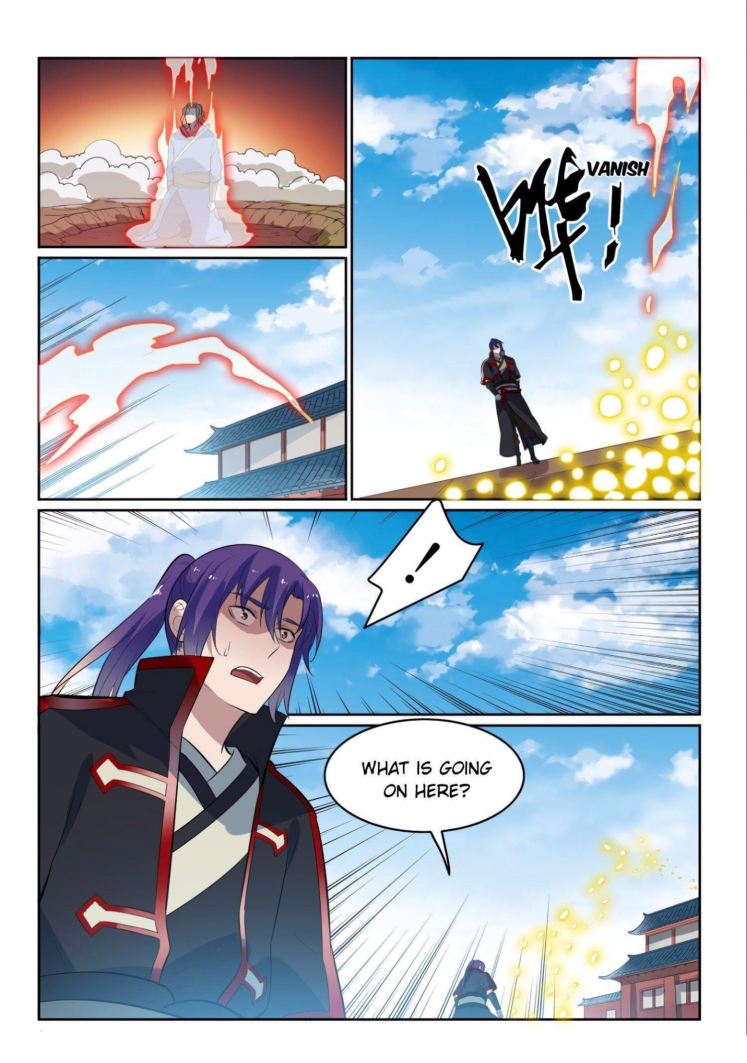 Manga Apotheosis - Chapter 594 Page 16