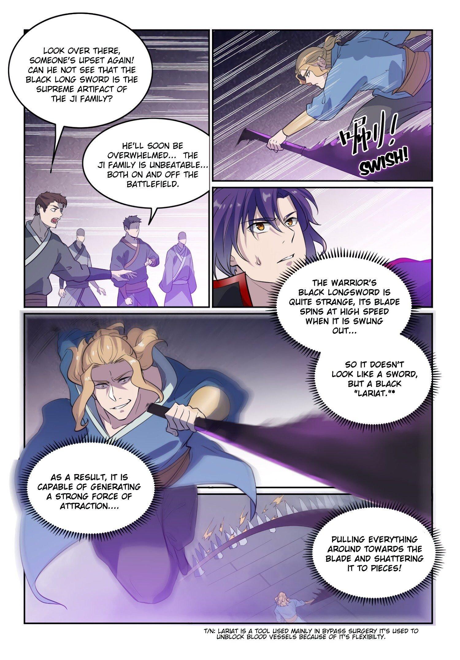 Manga Apotheosis - Chapter 594 Page 7