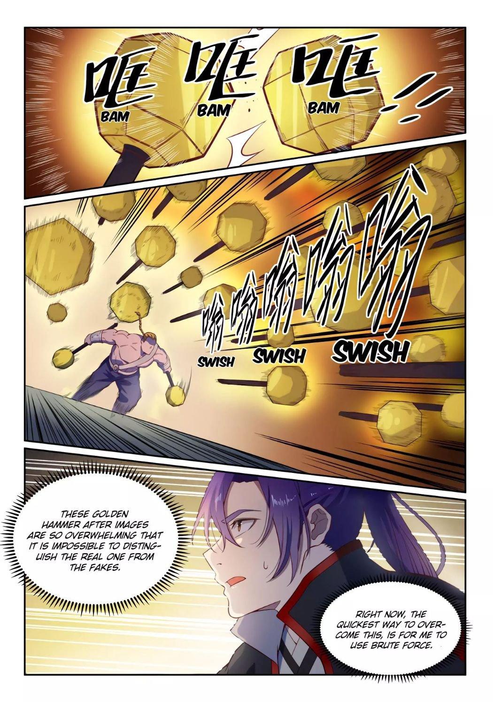Manga Apotheosis - Chapter 595 Page 11