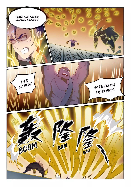 Manga Apotheosis - Chapter 595 Page 12