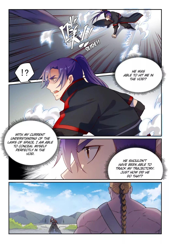Manga Apotheosis - Chapter 595 Page 9