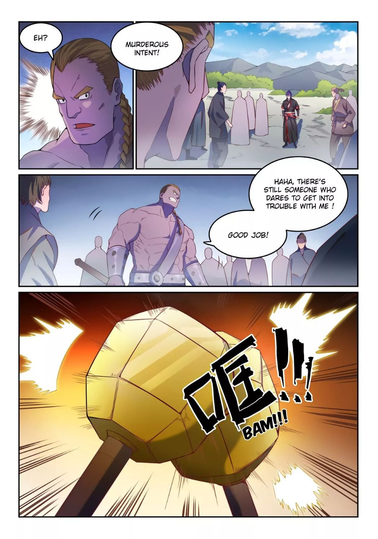 Manga Apotheosis - Chapter 595 Page 7