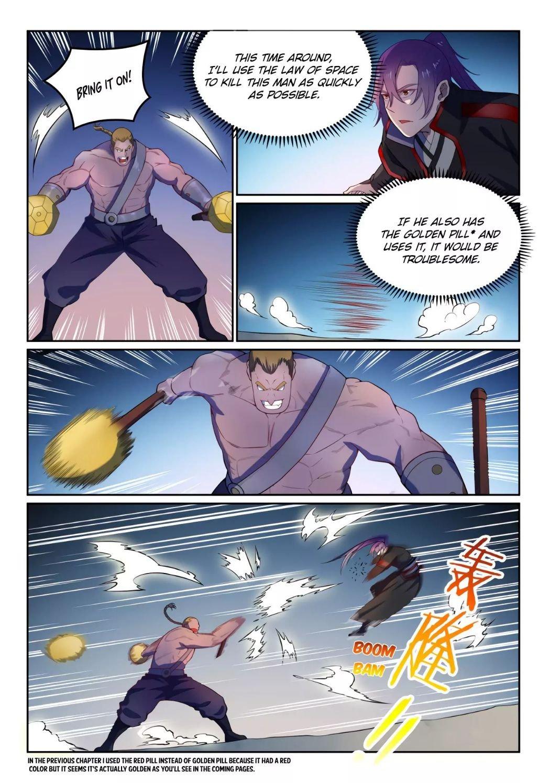 Manga Apotheosis - Chapter 595 Page 8