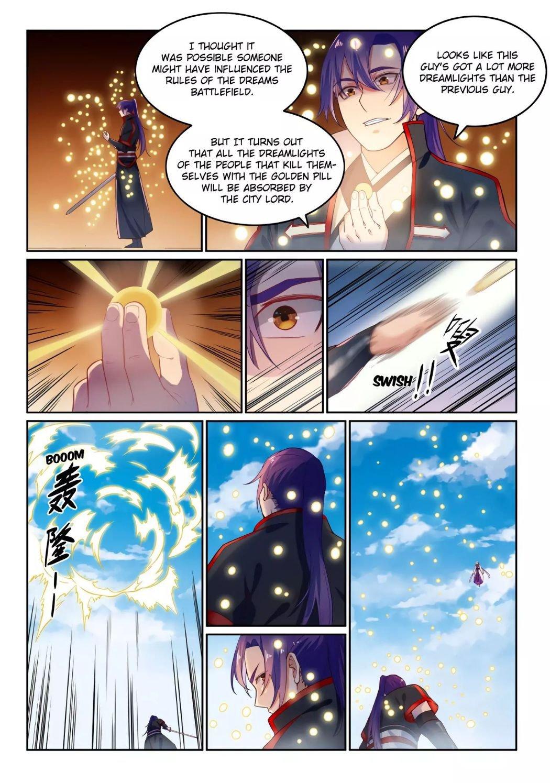Manga Apotheosis - Chapter 595 Page 16