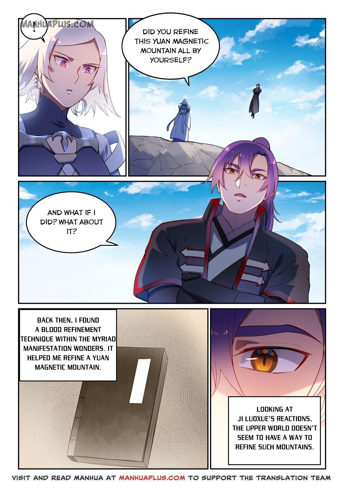 Manga Apotheosis - Chapter 597 Page 10