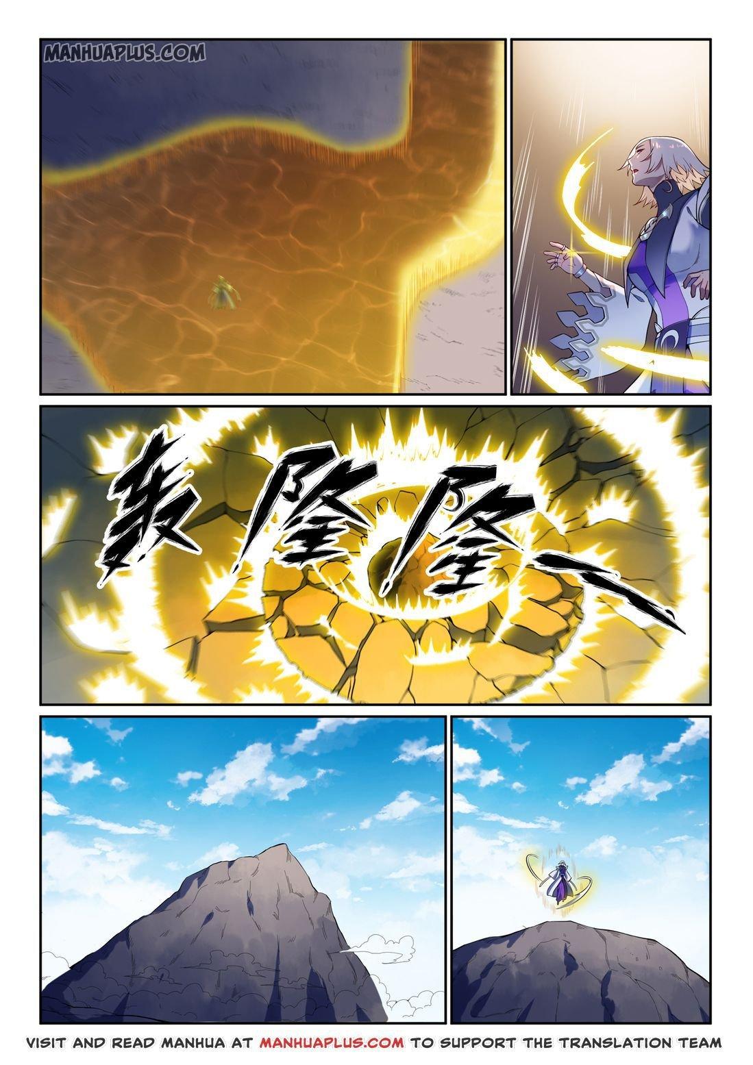 Manga Apotheosis - Chapter 597 Page 9