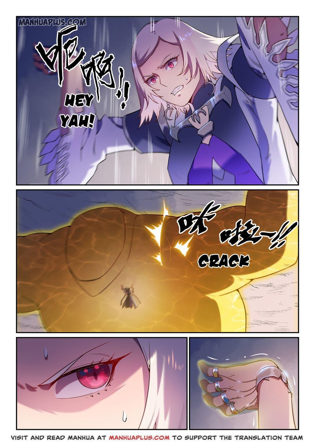 Manga Apotheosis - Chapter 597 Page 8
