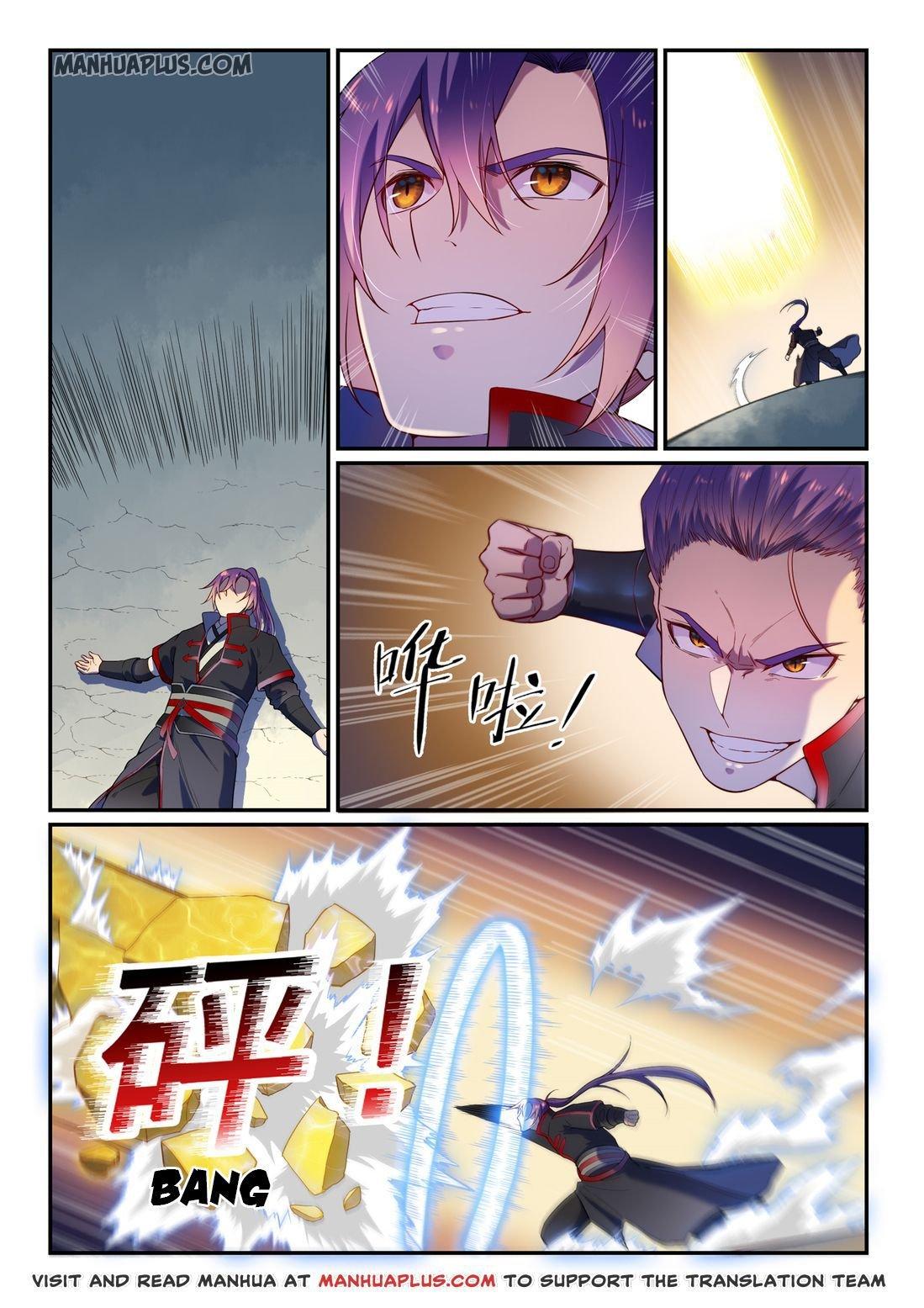 Manga Apotheosis - Chapter 597 Page 2